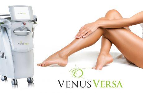 הסרת שיער בגלי רדיו – Venus Versa